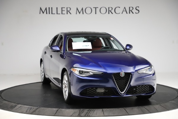 New 2020 Alfa Romeo Giulia Ti Q4 for sale $47,795 at Maserati of Greenwich in Greenwich CT 06830 11