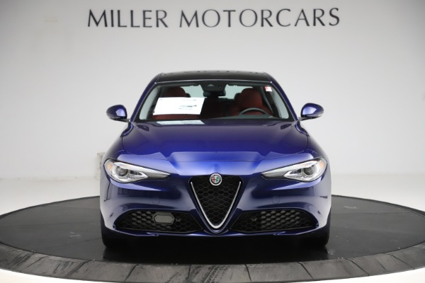 New 2020 Alfa Romeo Giulia Ti Q4 for sale $47,795 at Maserati of Greenwich in Greenwich CT 06830 12