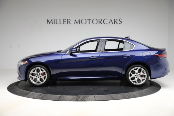 New 2020 Alfa Romeo Giulia Ti Q4 for sale $47,795 at Maserati of Greenwich in Greenwich CT 06830 3