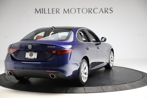 New 2020 Alfa Romeo Giulia Ti Q4 for sale $47,795 at Maserati of Greenwich in Greenwich CT 06830 7