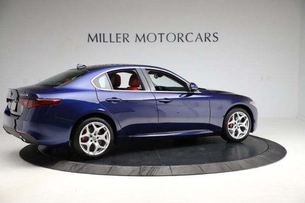 New 2020 Alfa Romeo Giulia Ti Q4 for sale $47,795 at Maserati of Greenwich in Greenwich CT 06830 8