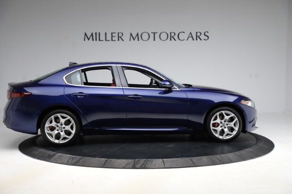 New 2020 Alfa Romeo Giulia Ti Q4 for sale $47,795 at Maserati of Greenwich in Greenwich CT 06830 9