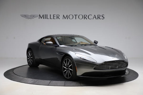 Used 2017 Aston Martin DB11 for sale $155,900 at Maserati of Greenwich in Greenwich CT 06830 10