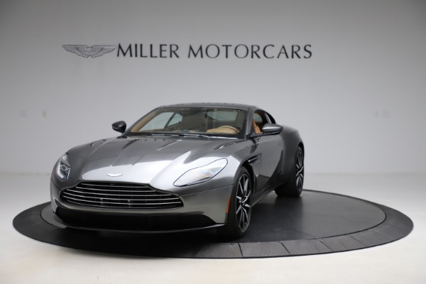 Used 2017 Aston Martin DB11 for sale $155,900 at Maserati of Greenwich in Greenwich CT 06830 11