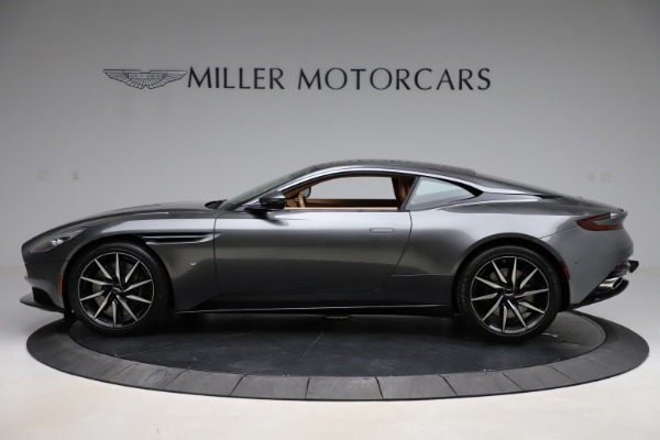 Used 2017 Aston Martin DB11 for sale $155,900 at Maserati of Greenwich in Greenwich CT 06830 2