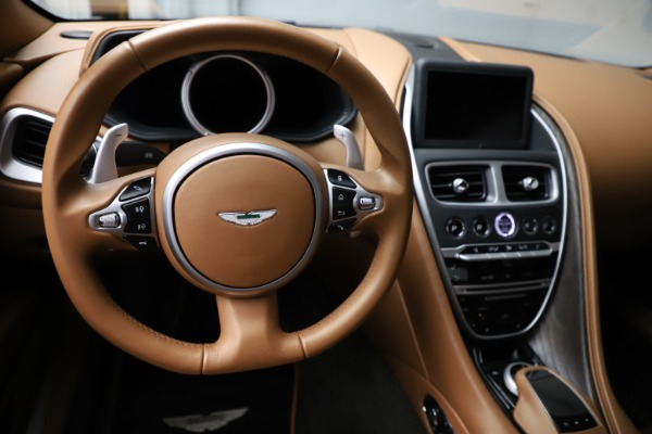 Used 2017 Aston Martin DB11 for sale $155,900 at Maserati of Greenwich in Greenwich CT 06830 21