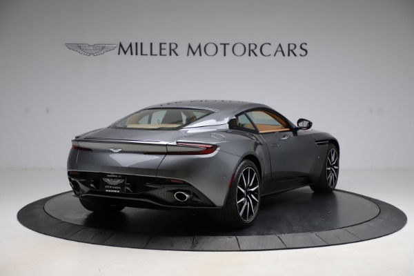 Used 2017 Aston Martin DB11 for sale $155,900 at Maserati of Greenwich in Greenwich CT 06830 6