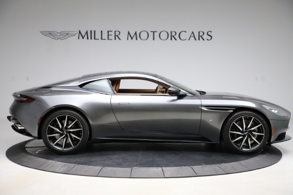 Used 2017 Aston Martin DB11 for sale $155,900 at Maserati of Greenwich in Greenwich CT 06830 8