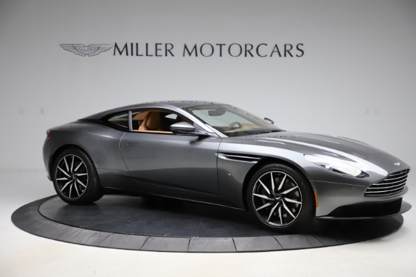 Used 2017 Aston Martin DB11 for sale $155,900 at Maserati of Greenwich in Greenwich CT 06830 9