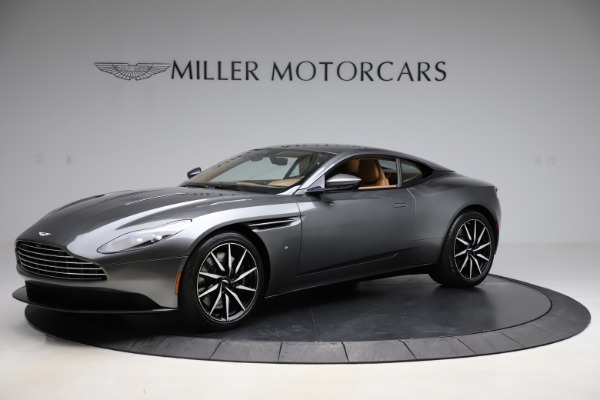 Used 2017 Aston Martin DB11 for sale $155,900 at Maserati of Greenwich in Greenwich CT 06830 1