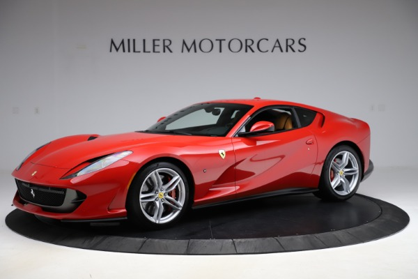 Used 2019 Ferrari 812 Superfast for sale $359,900 at Maserati of Greenwich in Greenwich CT 06830 2