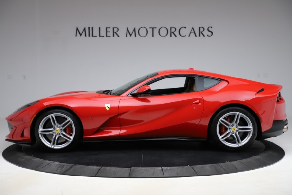 Used 2019 Ferrari 812 Superfast for sale $359,900 at Maserati of Greenwich in Greenwich CT 06830 3