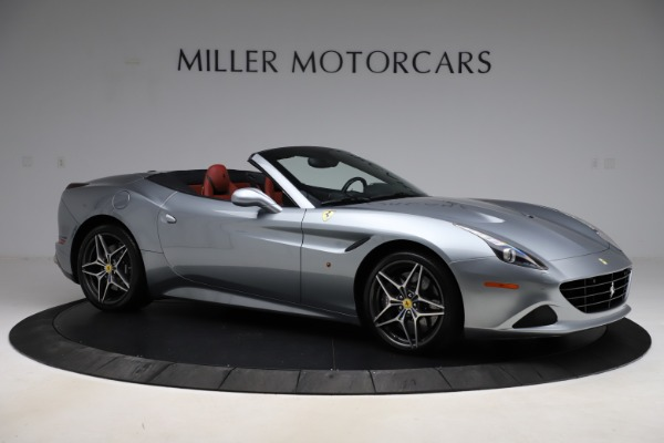 Used 2017 Ferrari California T for sale Sold at Maserati of Greenwich in Greenwich CT 06830 10