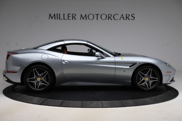 Used 2017 Ferrari California T for sale Sold at Maserati of Greenwich in Greenwich CT 06830 14