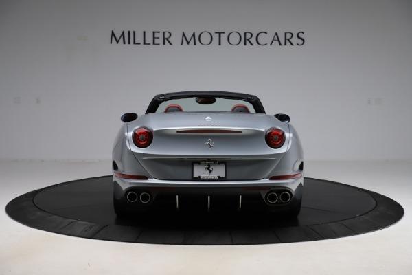 Used 2017 Ferrari California T for sale Sold at Maserati of Greenwich in Greenwich CT 06830 6