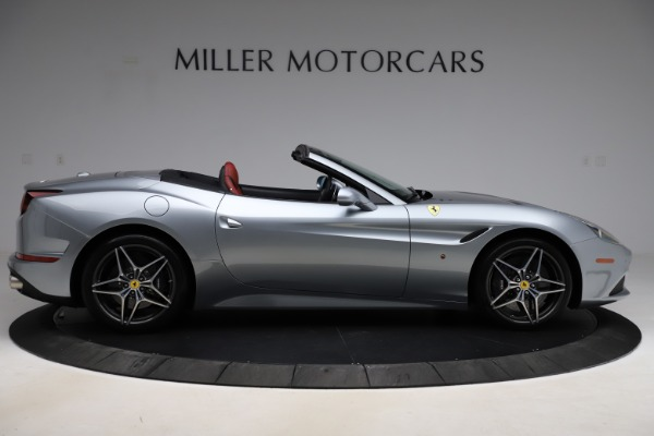 Used 2017 Ferrari California T for sale Sold at Maserati of Greenwich in Greenwich CT 06830 9