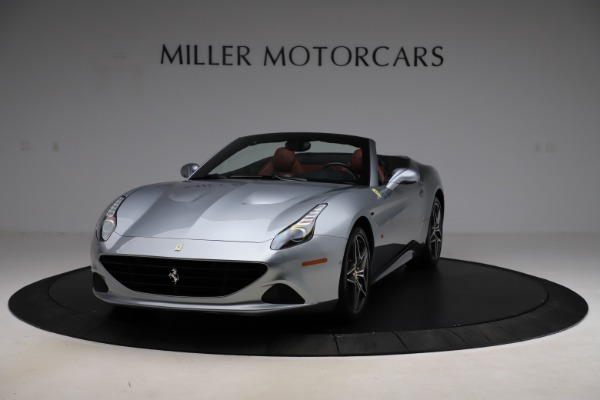 Used 2017 Ferrari California T for sale Sold at Maserati of Greenwich in Greenwich CT 06830 1