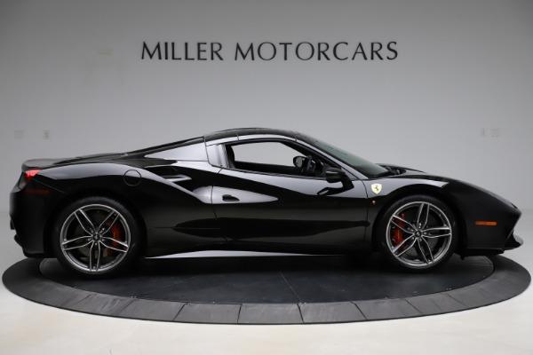 Used 2017 Ferrari 488 Spider for sale $276,900 at Maserati of Greenwich in Greenwich CT 06830 15