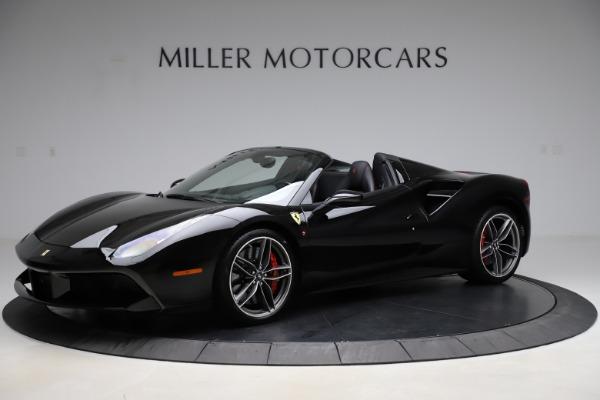 Used 2017 Ferrari 488 Spider for sale $276,900 at Maserati of Greenwich in Greenwich CT 06830 2