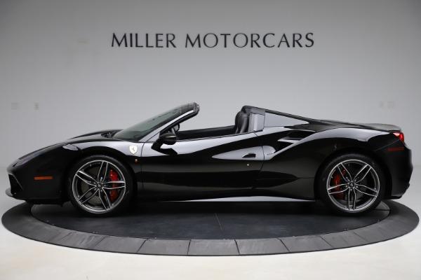 Used 2017 Ferrari 488 Spider for sale $276,900 at Maserati of Greenwich in Greenwich CT 06830 3