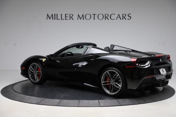 Used 2017 Ferrari 488 Spider for sale $276,900 at Maserati of Greenwich in Greenwich CT 06830 4