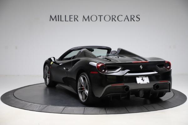 Used 2017 Ferrari 488 Spider for sale $276,900 at Maserati of Greenwich in Greenwich CT 06830 5
