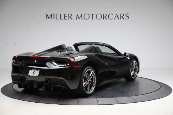 Used 2017 Ferrari 488 Spider for sale $276,900 at Maserati of Greenwich in Greenwich CT 06830 7