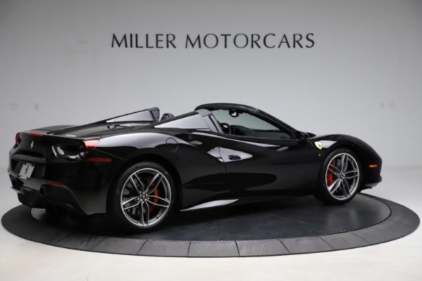 Used 2017 Ferrari 488 Spider for sale $276,900 at Maserati of Greenwich in Greenwich CT 06830 8