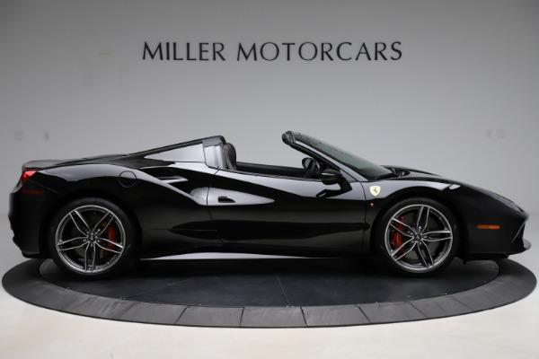 Used 2017 Ferrari 488 Spider for sale $276,900 at Maserati of Greenwich in Greenwich CT 06830 9