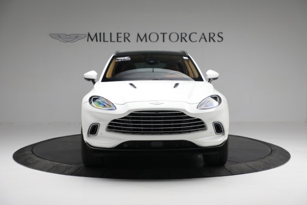 New 2021 Aston Martin DBX for sale $211,636 at Maserati of Greenwich in Greenwich CT 06830 11