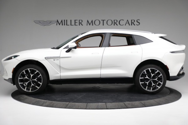 New 2021 Aston Martin DBX for sale $211,636 at Maserati of Greenwich in Greenwich CT 06830 2