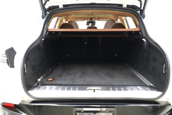New 2021 Aston Martin DBX for sale $211,636 at Maserati of Greenwich in Greenwich CT 06830 26