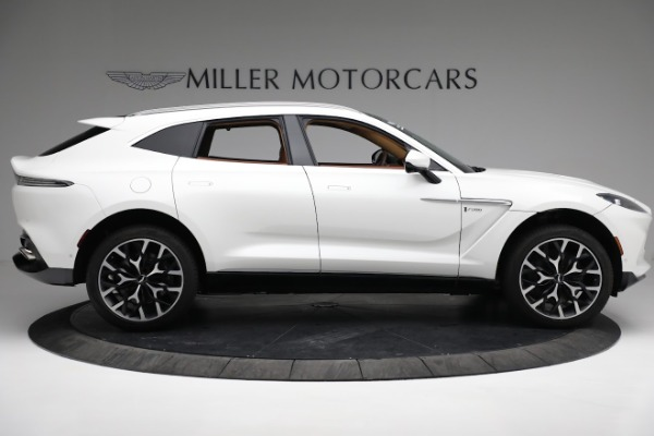 New 2021 Aston Martin DBX for sale $211,636 at Maserati of Greenwich in Greenwich CT 06830 8