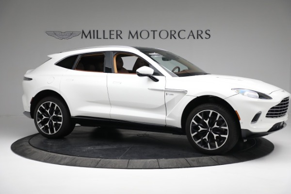 New 2021 Aston Martin DBX for sale $211,636 at Maserati of Greenwich in Greenwich CT 06830 9