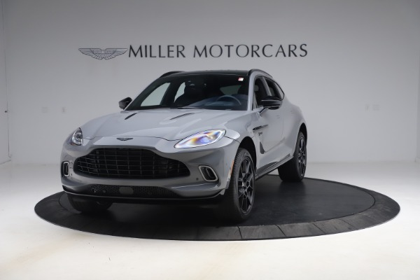 New 2021 Aston Martin DBX for sale $194,486 at Maserati of Greenwich in Greenwich CT 06830 10