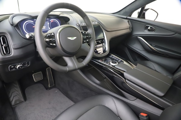 New 2021 Aston Martin DBX for sale $194,486 at Maserati of Greenwich in Greenwich CT 06830 11