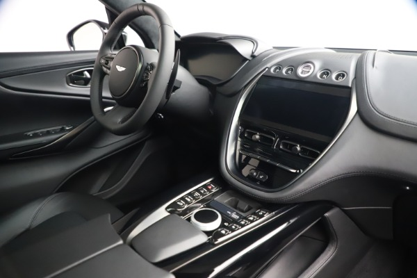 New 2021 Aston Martin DBX for sale $194,486 at Maserati of Greenwich in Greenwich CT 06830 18