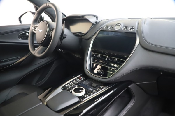 New 2021 Aston Martin DBX for sale $194,486 at Maserati of Greenwich in Greenwich CT 06830 19