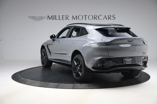 New 2021 Aston Martin DBX for sale $194,486 at Maserati of Greenwich in Greenwich CT 06830 4