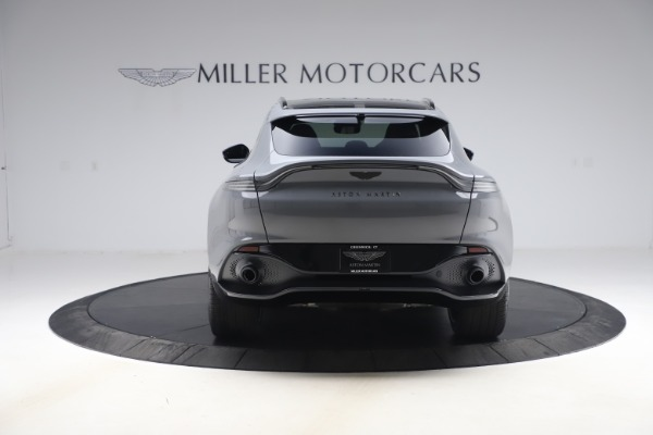 New 2021 Aston Martin DBX for sale $194,486 at Maserati of Greenwich in Greenwich CT 06830 5