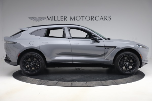 New 2021 Aston Martin DBX for sale $194,486 at Maserati of Greenwich in Greenwich CT 06830 6