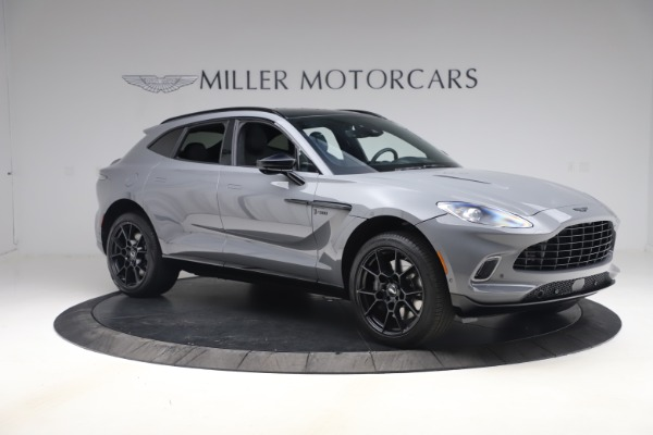 New 2021 Aston Martin DBX for sale $194,486 at Maserati of Greenwich in Greenwich CT 06830 7