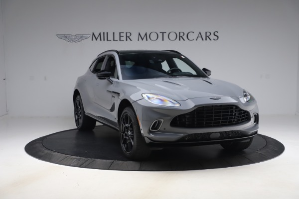 New 2021 Aston Martin DBX for sale $194,486 at Maserati of Greenwich in Greenwich CT 06830 8