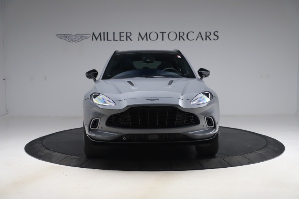 New 2021 Aston Martin DBX for sale $194,486 at Maserati of Greenwich in Greenwich CT 06830 9