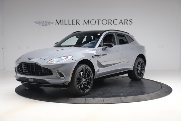 New 2021 Aston Martin DBX for sale $194,486 at Maserati of Greenwich in Greenwich CT 06830 1