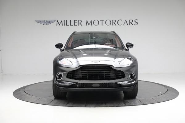 New 2021 Aston Martin DBX for sale $224,886 at Maserati of Greenwich in Greenwich CT 06830 11