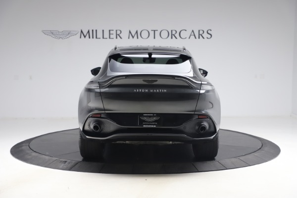 New 2021 Aston Martin DBX for sale $224,886 at Maserati of Greenwich in Greenwich CT 06830 5