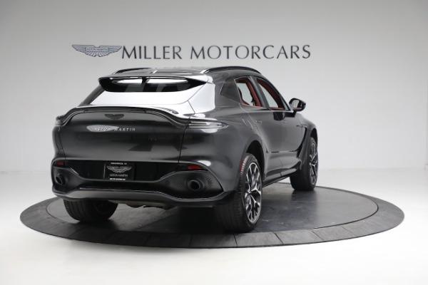 New 2021 Aston Martin DBX for sale $224,886 at Maserati of Greenwich in Greenwich CT 06830 6