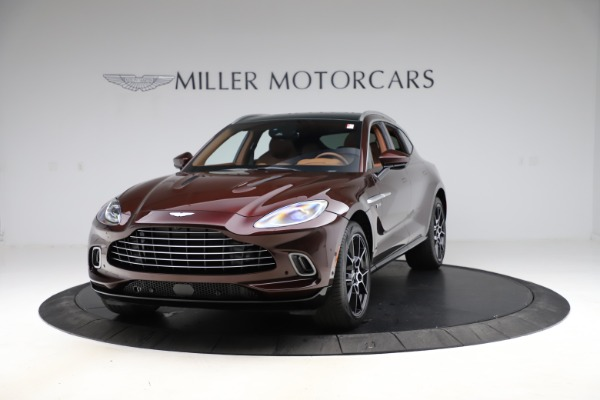 New 2021 Aston Martin DBX for sale $226,836 at Maserati of Greenwich in Greenwich CT 06830 12