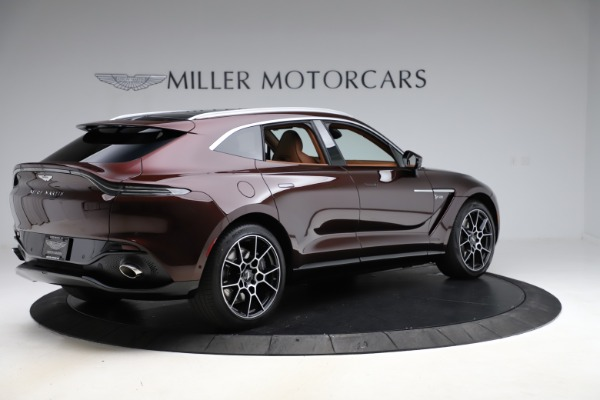 New 2021 Aston Martin DBX for sale $226,836 at Maserati of Greenwich in Greenwich CT 06830 7